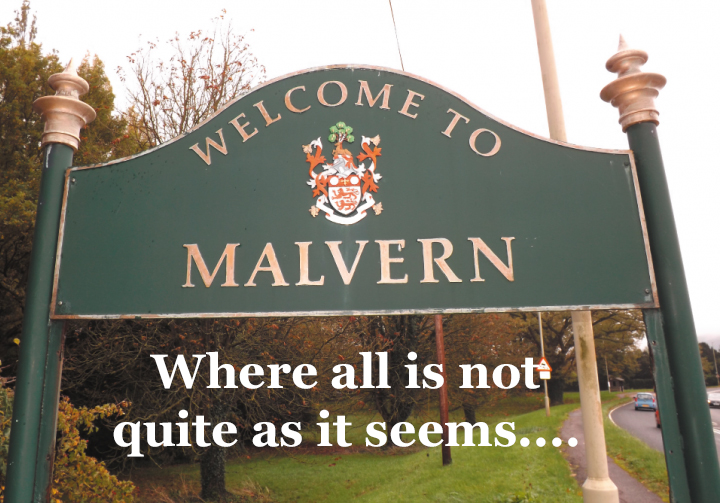 Welcome-to-Malvern quite.
